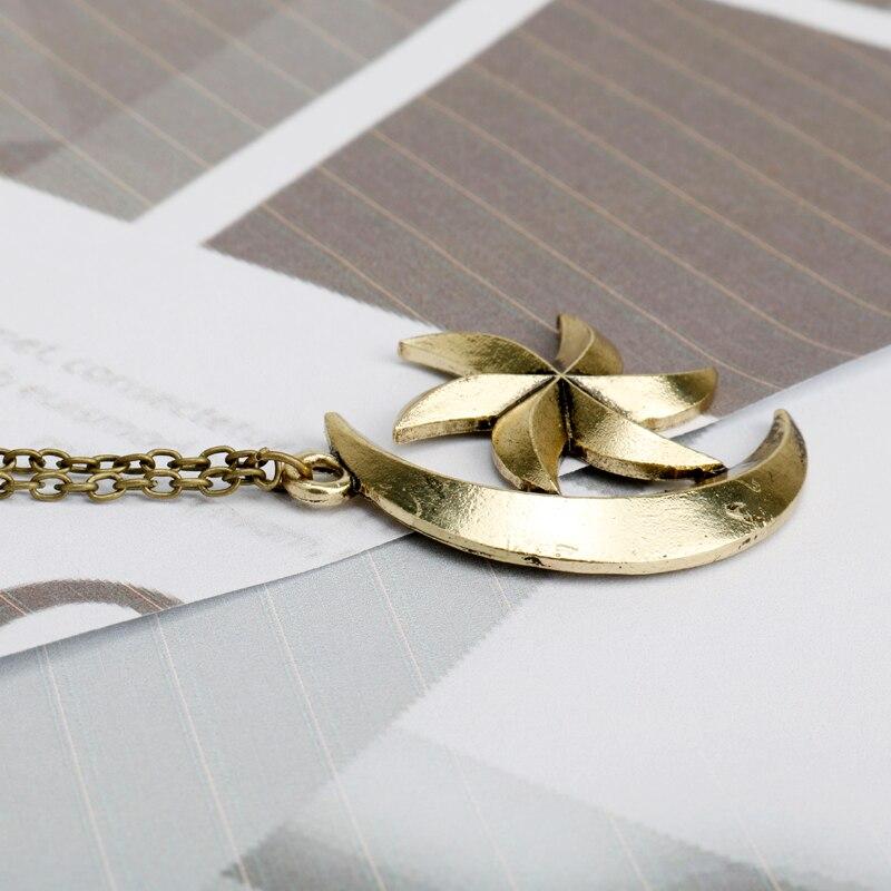 Mochun моды The Elder Scrolls Ожерелья для мужчин Горячая игра Jewelry Skyrim динозавр кулон Цепочки и ожерелья для Для женщин мужские подарок-30