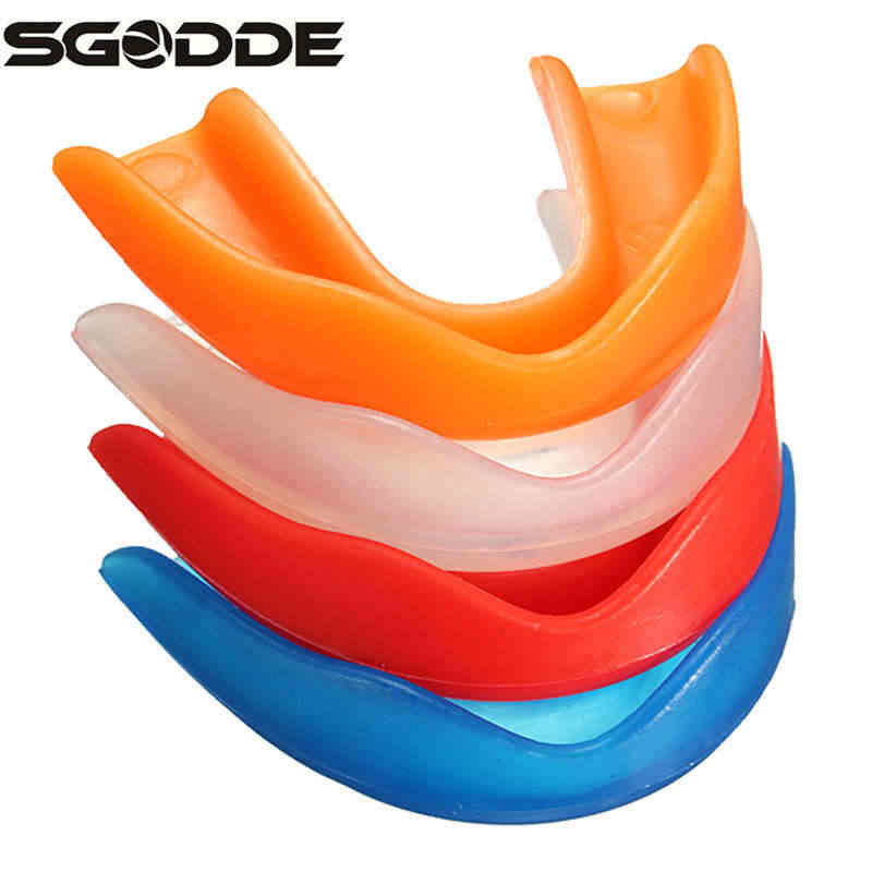 Sport Mouthguard Mouth Guard Teeth Protector For Boxing Karate`Muay Thai Safety