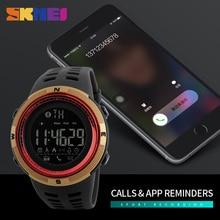 Smart Watch > SKMEI Men Pedometer| Calories | Clocks | Waterproof|  Digital Wristwatches For Outdoor Sports