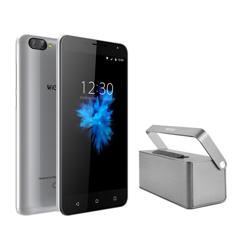 Wieppo S6 5.5 дюймов 4 г мобильного телефона двойной реального Cam Android 7.0 MT6737 4 ядра 2 ГБ Оперативная память 16 ГБ встроенная память смартфона OTG телеф…