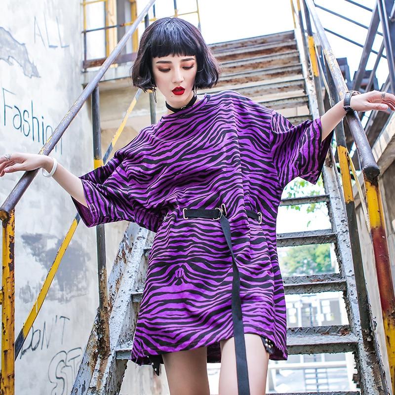 Encantador Vestidos De Fiesta Impresión De La Cebra Fotos - Vestido ...