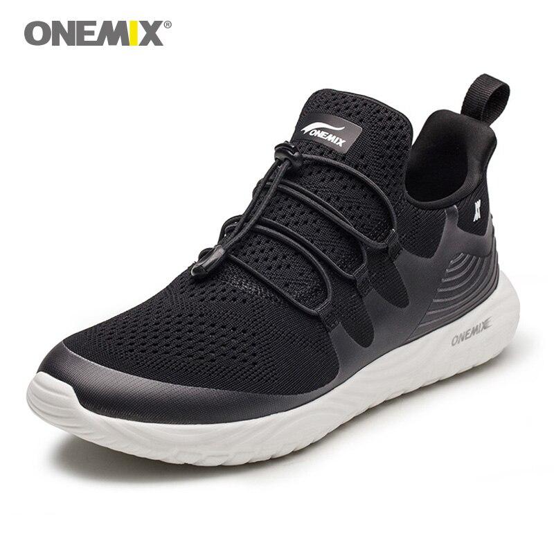 ONEMIX 2018 men running shoes light cool sneakers for women sneakers for outdoor jogging running shoes