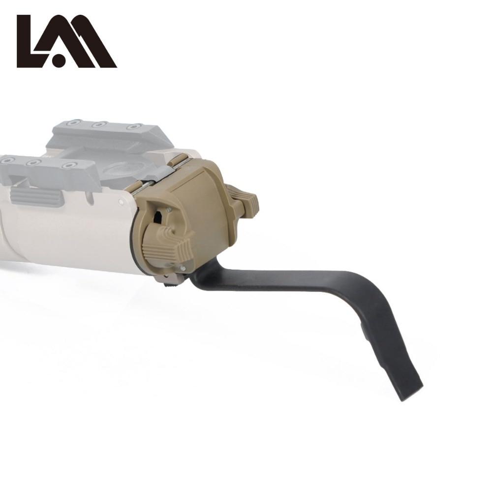 Colt 1911 DG сцепление переключатель в сборе для X-Series ( X200 X300 X400) фонарики для хирургического управления тактический пистолет аксессуары