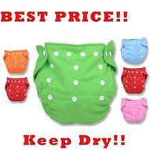 1 шт. Многоразовые детские подгузники для младенцев, тканевые подгузники, мягкие чехлы, моющиеся, свободный размер, регулируемые подгузники, зимняя, летняя версия#54