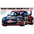 Tamiya modelo escala 24175 1/24 escala carro TAISHA 911 GT2 modelo de montagem de kits escala carro modelo de plástico escala de construção kits