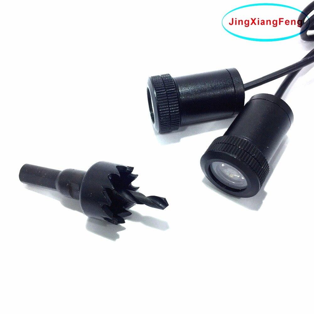 JingXiangFeng 2PCS Ең жаңа 4-ші гендік - Автокөлік шамдары - фото 3