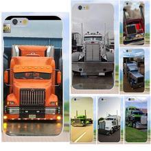 Peterbilt Trucks Skin TPU Art Cover Case For Galaxy J1 J2 J3 J330 J4 J5 J6 J7 J730 J8 2015 2016 2017 2018 mini Pro