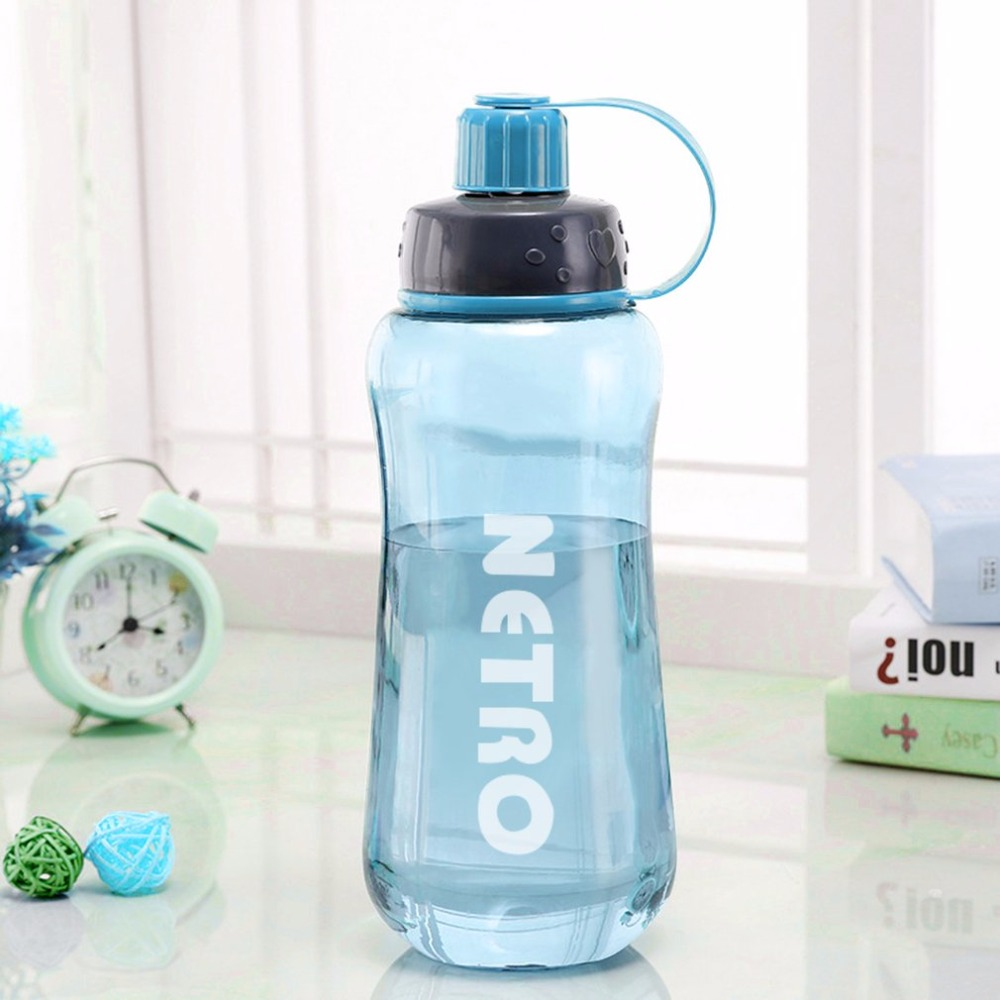 1000 мл Портативный Спортивная бутылка для воды Пластик открытый Велоспорт Пеший Туризм Кемпинг пить Чай сок нетоксичные с фильтром Совет