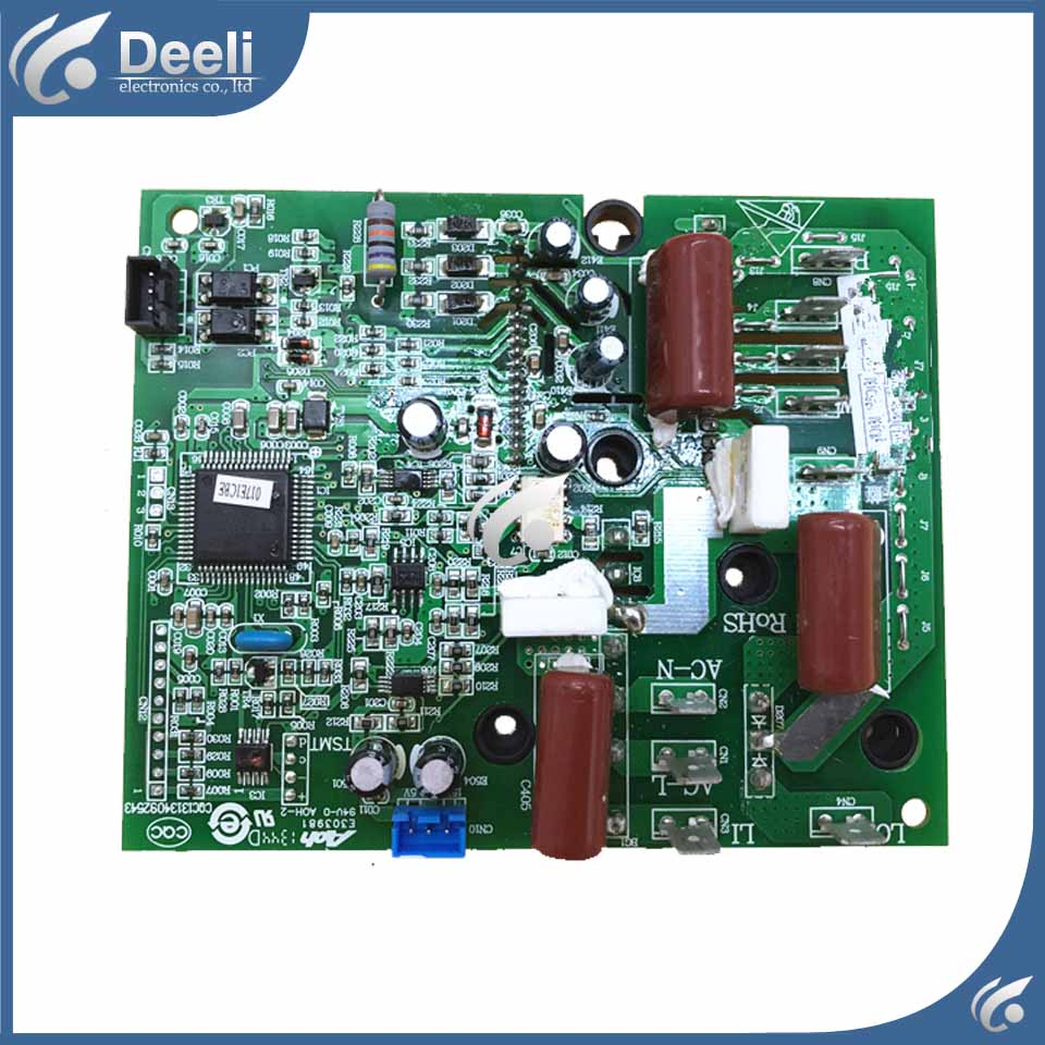 где купить 95% new good working for air conditioning board 0011800258 0011800258H Frequency Module board дешево