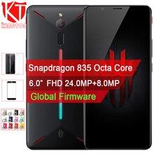 Original ZTE Nubia Red Magic Game Mobile Phone 6 Octa Core 6 8GB 64 128GB Full