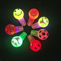 12pcs/lot best selling products light up toys flashing led light up toys whistle party decoration