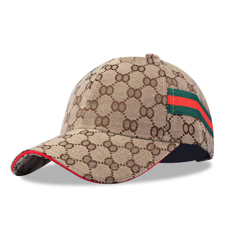 Janvancy   Baseball     Caps   Men Women Fashion Plaid Cotton Adjustable Hats Outdoor High Quality