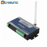 GSM Gate Opener RTU5025 3G Garage Door Open Remote Controller Quad Band sensor
