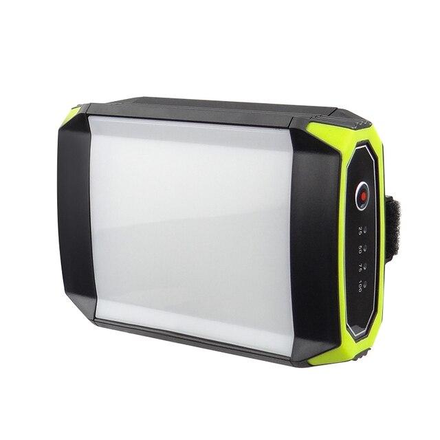 30 LED Camping Lantern Light Flasher Mobile Power Bank Flashlight USB Port Camping Tent Light Outdoor Portable Hanging Lamp 1
