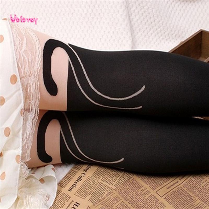 HTB1sJFuRpXXXXX3XVXXq6xXFXXXv - Style Women Cute Cat Tail Leggings Catoon Sexy Sheer Pantyhose Stockings Lovely  PTC 282