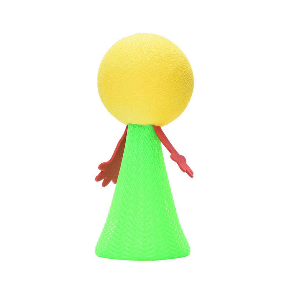 New Hot 1 pc ou 2 pcs mega fazer saltar elf crianças brinquedo novo e estranho/salto elf Crianças Criativas brinquedos educativos