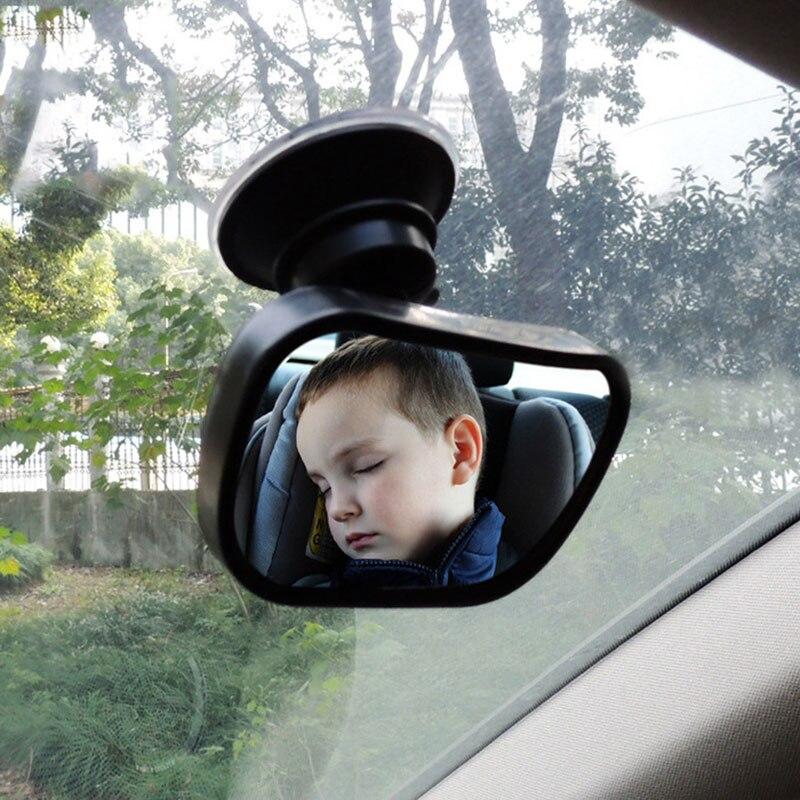 GLCC Rückspiegel Auto Sicherheit Baby Nach Hinten Station Kind Kind Spiegel Baby Kind Kleinkind Verstellbare Korb Auto Zubehör
