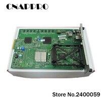 1PC/lot CE871 60001 CE87160001 Printer Formatter Board Main Logic Board For Hp Laser Jet LJ CM4540 CM 4540 Genuine