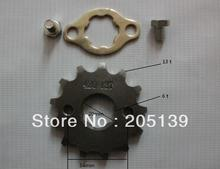 NEW 13 t tooth 20MM FRONT ENGINES sprocket FOR 420 CHAIN motorcycle MOTO PIT dirt ATV parts bike