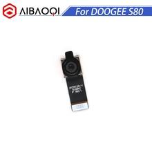 AiBaoQi Alta Qualidade New Original Doogee S80 12.0MP S80 câmera traseira voltar camera substituição de peças de reparo para Doogee telefone
