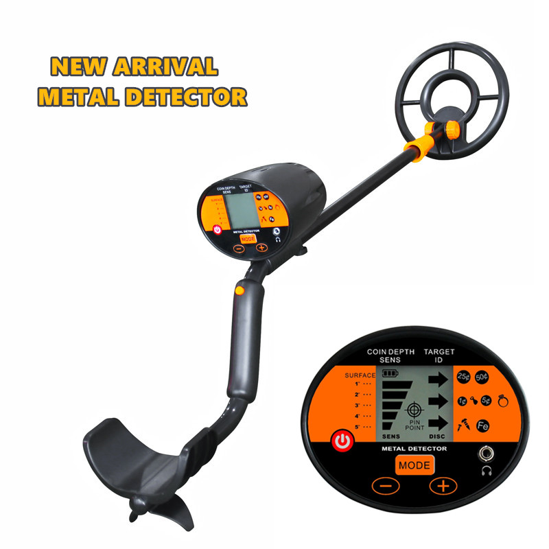 New Underground Gold Detector Metal Pinpointing Gold Silver Treasure Hunter Seeker Portable Hunter Detector Metal Detector