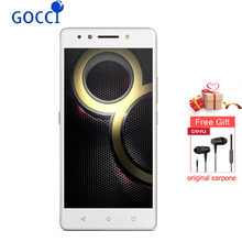 "Global with gift Lenovo K8 note 5.5 ""Fingerprint 4000 mAh Helio X20 Deca core 13.0MP + 5.0MP 4 GB RAM 64 GB ROM(China)"