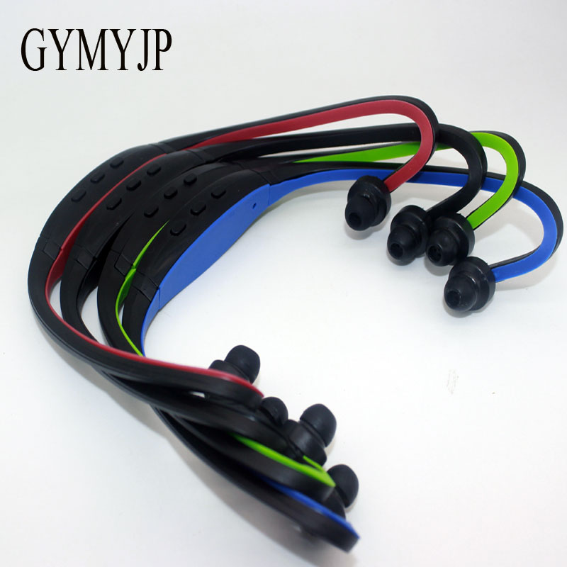 GYMYJP HOT SALE New Fashion Sport earphone Headphones headset MP3 Music Player Stylish Slim Design Headset Slick