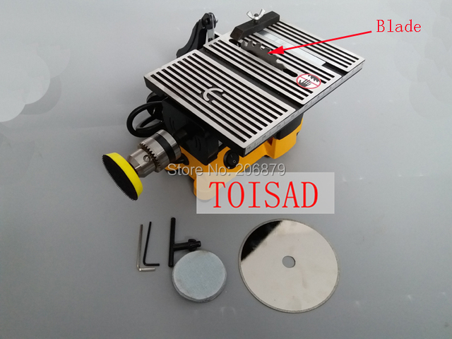 Iron miniature table saw high precision 220v 5000rpm mini cutting iron miniature table saw high precision 220v 5000rpm mini cutting machine diy model saws precision carpentry greentooth