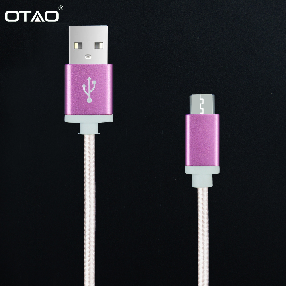 Mobile Phone Cables Android Micro USB Data Charger Cable Lighting Cable 1 5m Fast Charger Adapter