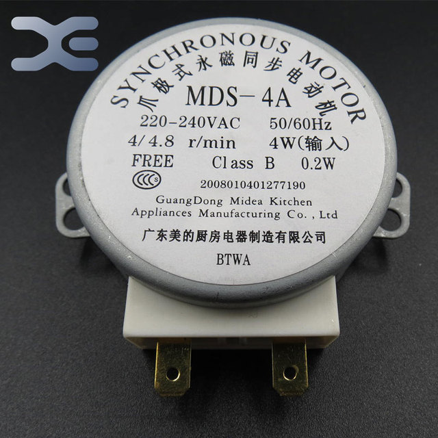 Microwave Accessories Turntable Motor Ac220 240v 50 60hz Oven Parts Synchonous 5rpm