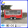 China Factory Mobile Food Truck New Arrival Outdoor Mobile Food Trailer Street Mobile Food Cart