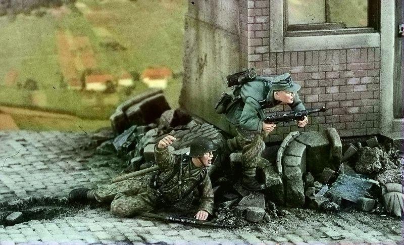 1:35  Battle! German Infantry
