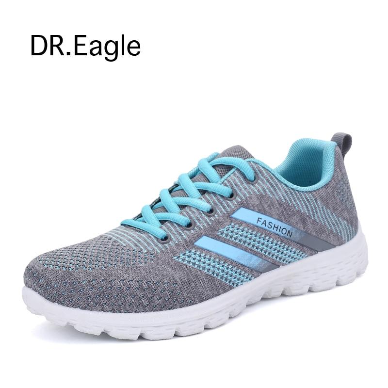 DREAGLE Sport Shoe Cheap Running Shoes Sneakers Women