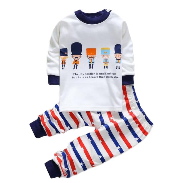 7780f57cc2336 Pyjama enfant combinaison d'hiver pour la fille garçon vêtements infantile  bébé garçon survêtement vêtements