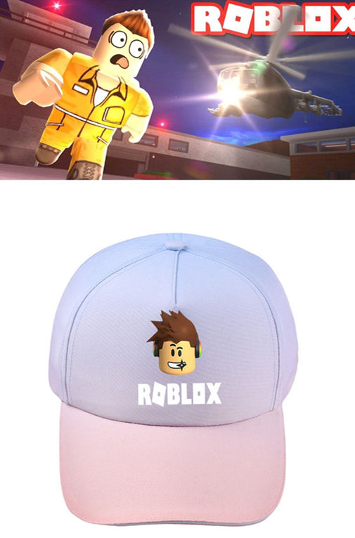 Hot Roblox Games Cap Rock Band Symbol Skullies Beanie Cotton gradually changing color Hat Cosplay Costume Unisex Gift Prop