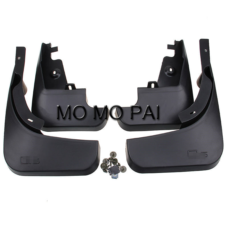 Car fender Fit for Audi Q5 2010 2011 2012 2013-15 Mud Flaps Splash Guard Fender Mudguard 4pcs / Set MO MO PAI high quality clutch for heidelberg mo