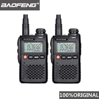 woki טוקי baofeng 2pcs Baofeng UV3R מכשיר הקשר UV3R מיני Woki טוקי Ham Radio Comunicador CB רדיו תחנת HF משדר UV 3R במכשיר אלחוט (1)
