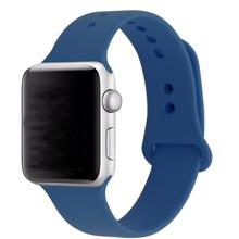 NEW Soft Silicone Strap For Apple Watch band 4 44/40mm Rubber Sport Bracelet Wristband Accessories iwatch 3/2/1 38/42m