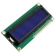 1602 16x2 Character LCD 16x2, LCM Display Module blue blacklight white character