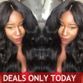 28'' Synthetic Wigs For Black Women Long Body Wavy Black Wig Pelucas Pelo Natural Wig Perruque Synthetic Women Peruca Sintetica