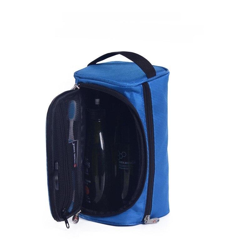 LHLYSGS бренд Для мужчин большой Водонепроницаемый макияж нейлоновая сумка дорожная косметичка организатор случае первой необходимости составляют стирка несессер