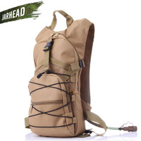 Outdoor 2.5L Camelback Water Bag Backpack Camo 2.5L Hydration Bladder Hiking bag hunting Riding water pack Hiking Climbing bag