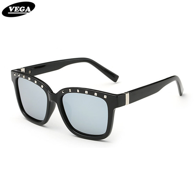 22f074ded8 VEGA Square Baby Boys Girls Sunglasses Polarized Kids Eyewear For Small  Faces 2017 Youth Safety Glasses