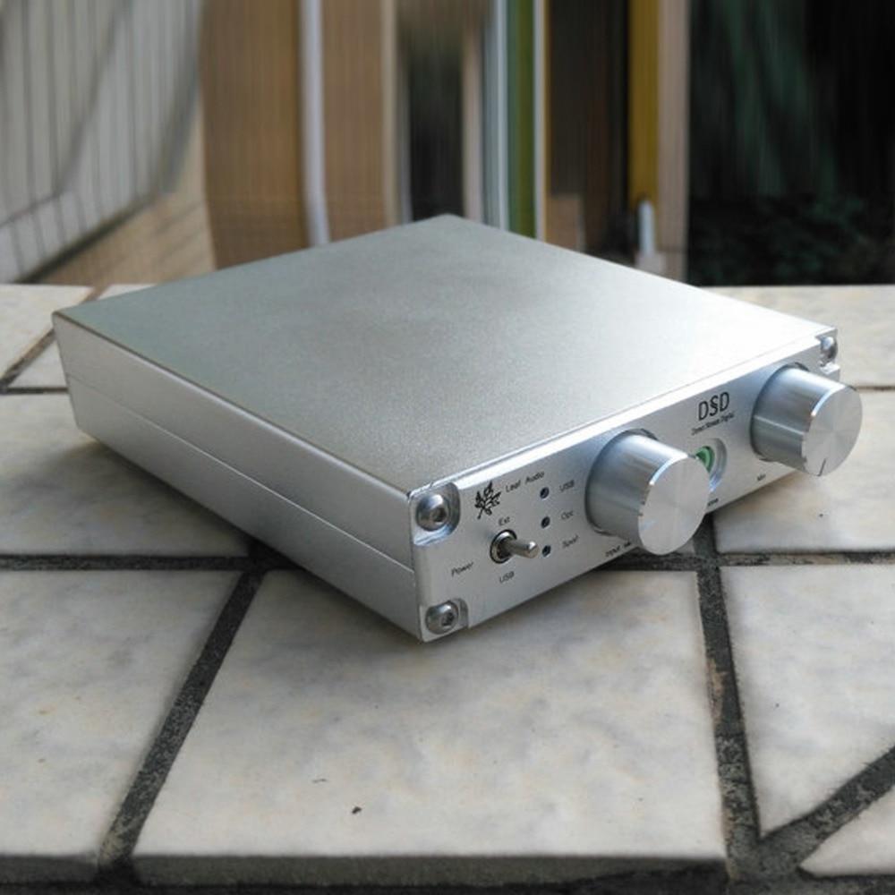 SAOMAI Optical Fiber TOP DSD1796 + Amanero ( Combo384 ) Digital Audio Amplifier DAC Decoder/ Support DSD64-256 / PCM 32Bit -384k 2pcs fiber amplifier pz2 61