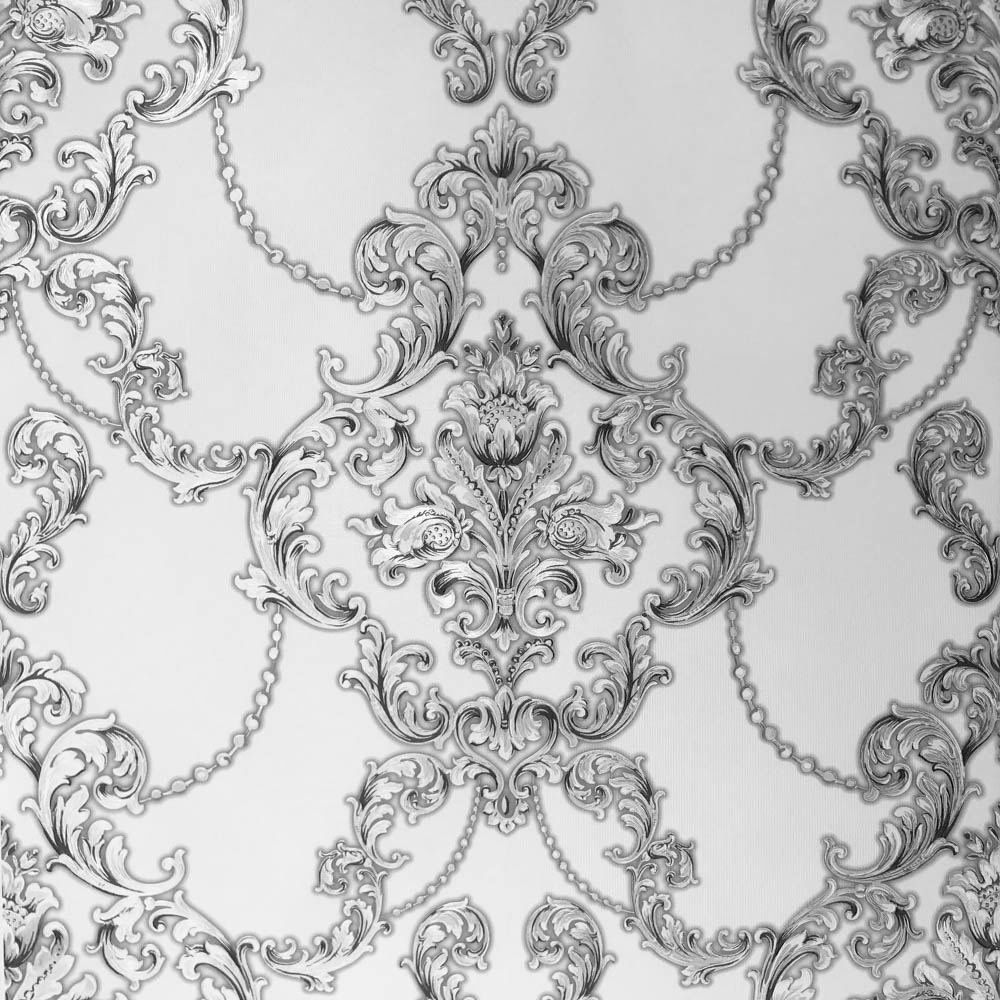 Painting Supplies & Wall Treatments Beibehang European Luxury Damask Wallpapers For Living Room Embossed Textured 3d Wallpaper Rolls Wall Papers Home Decor Bedroom Wallpapers