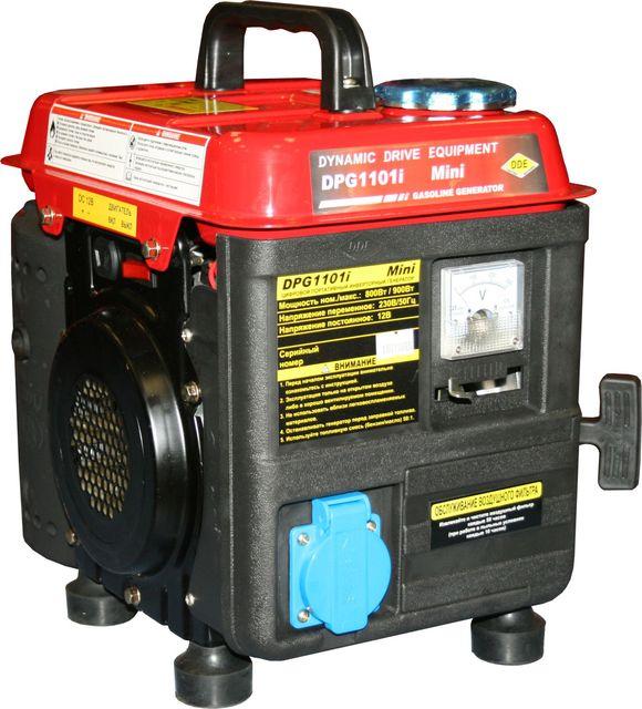 Бензиновый генератор dde dpg1101i отзывы купить в сыктывкаре генератор бензиновый