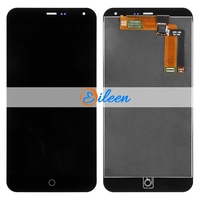 Brand New M1 Note Lcd Screen Replacement For Mei Zu Meilan M1 Note Lcd Display With Touch Screen Digitizer Assembly Free Tools