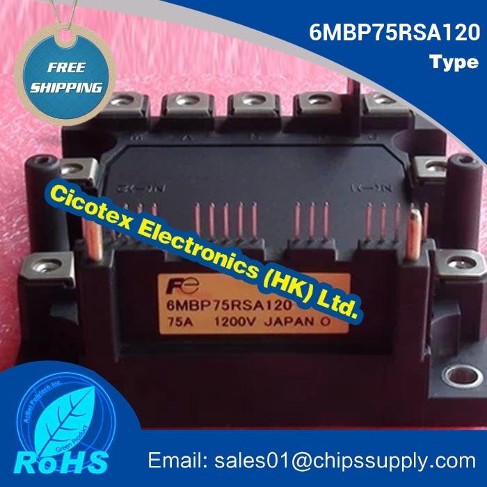 6MBP75RSA120 IGBT MODULE6MBP75RSA120 IGBT MODULE