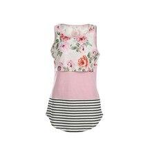 Women maternity clothes maternity dresses Pregnant Maternity Floral TShirt Nursing Tops Breastfeeding Cotton Flower Vest