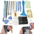 Удобный универсальный 23 в 1 Spudger Ремонт Любопытных Tool Kit Pro для iPhone для Samsung Сотовый Смартфон для iPad для PSP для NDS